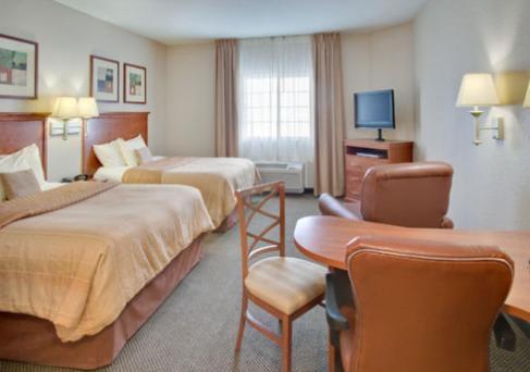Candlewood Suites Bismarck - Bismarck, ND 58503
