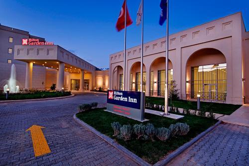 Mardin Hilton Garden Inn Mardin yol tarifi