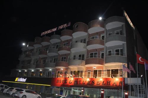 Viranşehir Yukselhan Hotel ulaşım