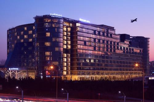 Pullman Istanbul Airport Hotel & Convention Center photo 28