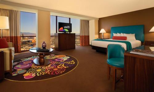 3700 West Flamingo Road, Las Vegas, Nevada 89103, United States.