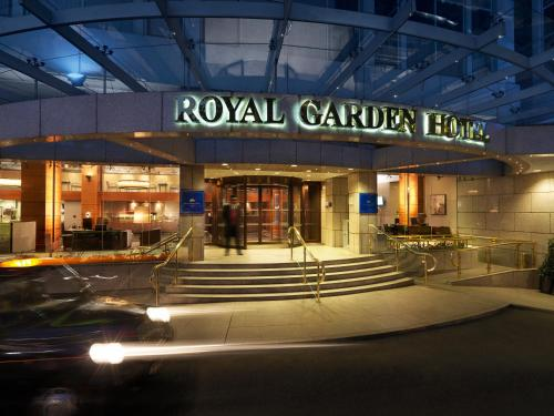 Royal Garden Hotel impression