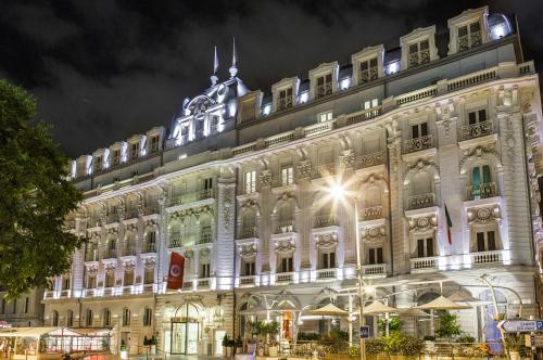 Boscolo exedra hotel review nice france telegraph travel for Designhotel nizza