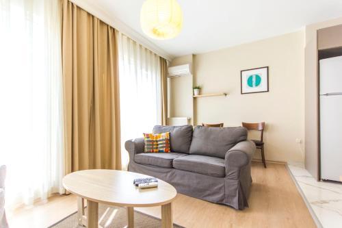Istanbul Garan Apartments yol tarifi
