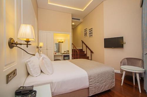 Istanbul Ada Karakoy Hotel - Special Category ulaşım