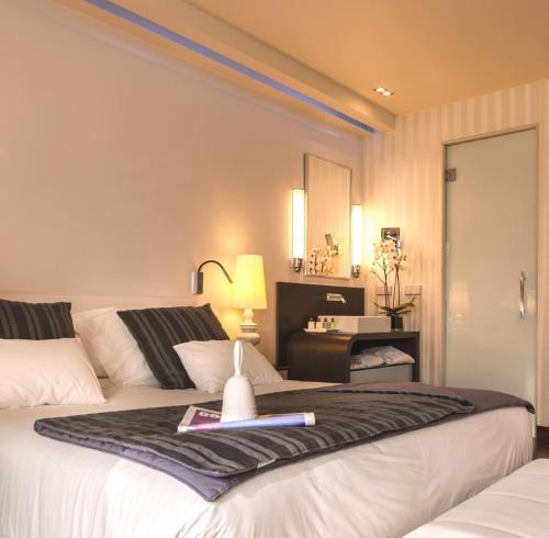 Double or Twin Room Gran Hotel Nagari Boutique & Spa 11