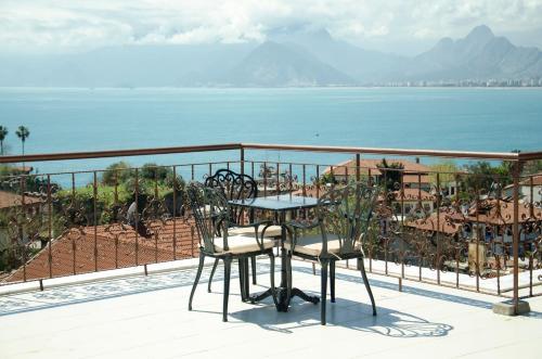 Antalya Patron Hotel ulaşım