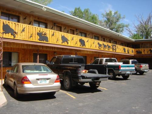 Frontier Lodge - Lander, WY 82520