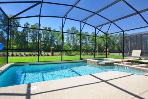 Paradise Palms 6 Bedroom-3181 - Kissimmee, FL 34747