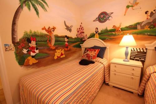 Lake Berkley 5 Bedroom-987 - Kissimmee, FL 34741