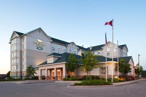 Homewood Suites By Hilton London Ontario - London, ON N6E 0A2