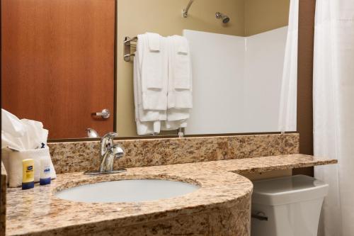 Microtel Inn & Suites Pleasanton Photo