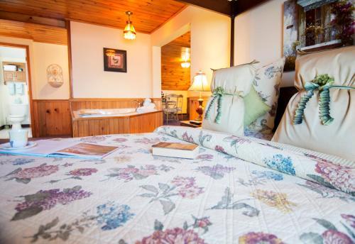 Savannah House Wine Country Inn & Cottages Photo