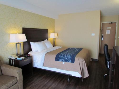 Comfort Inn Trois-Rivieres Photo