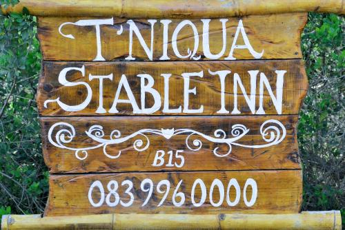 T'Niqua Stable Inn Photo