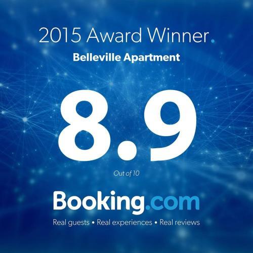 Belleville Apartment photo 10
