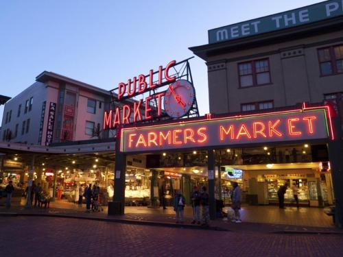 Pike Place Apartel - Seattle, WA 98101