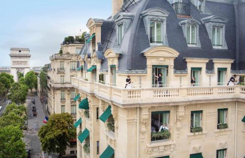 Hotel The Peninsula Paris photo 19