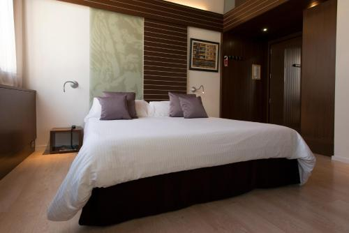 Double or Twin Room Hotel Museu Llegendes de Girona 10