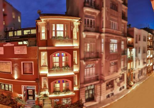 Istanbul Faik Pasha Suites Special Category rezervasyon