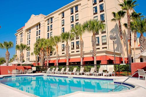 Hampton Inn Orlando-convention Center - Orlando, FL 32819