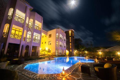 HotelAmani Luxury Apartments