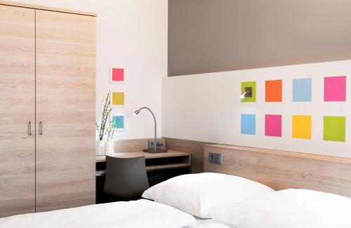 Business & Budget Hotel Tessin impression