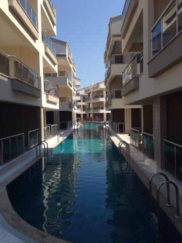 Didim Babylon Poolside Villas tek gece fiyat