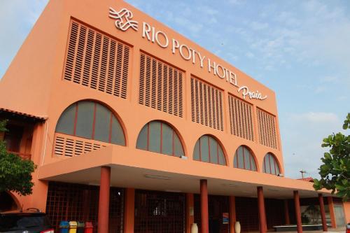 Foto de Rio Poty Hotel Praia