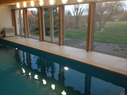 Luxury Accommodation with Indoor Pool