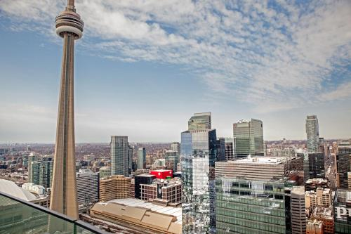 Aoc Suites - High-rise Condo - Cn Tower View - Toronto, ON M5J 0A1