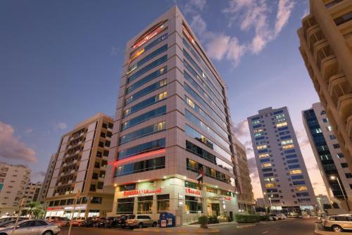 Ramada Downtown Abu Dhabi impression
