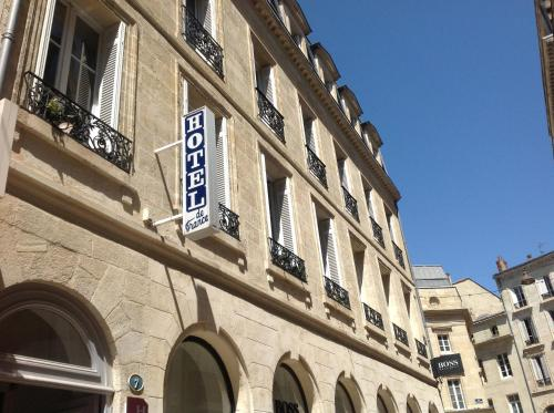 H tel de france h tel 7 rue franklin 33000 bordeaux for 3 rue lafaurie de monbadon 33000 bordeaux