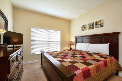 Paradise Palms 4 Bedroom-3039 - Kissimmee, FL 34747