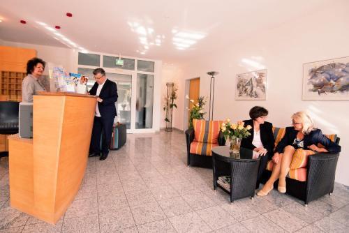 Hotel Am Fasangarten photo 21