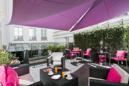 Hôtel Le Bellechasse Saint-Germain photo 24