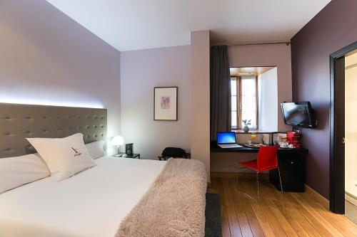 Habitación Confort Hotel Dolarea 17