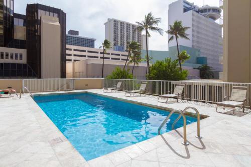 Tropical Studios at Marine Surf Waikiki Photo