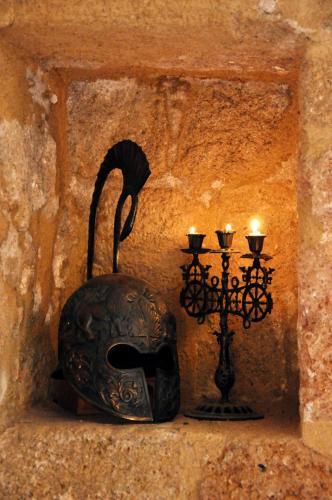 61 Ippodamou Street, Medieval Town, Rhodes, Greece.