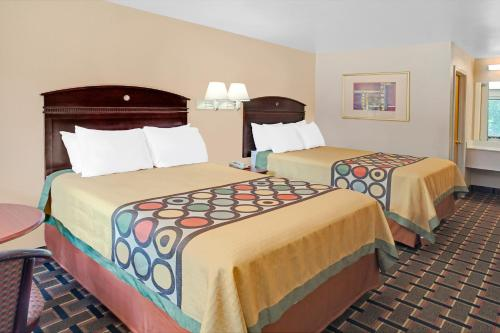 Super 8 By Wyndham Acworth/atlanta Area - Acworth, GA 30101
