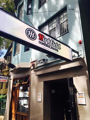 Highfield Hotel Photo