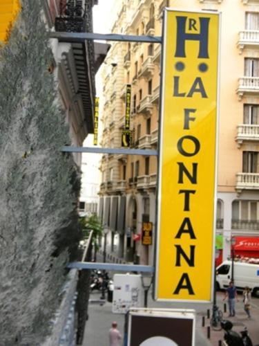 Hostal La Fontana 39