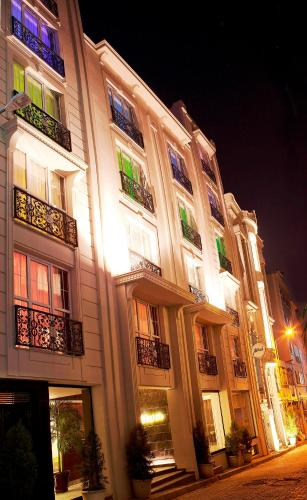 Istanbul Selection Suites yol tarifi