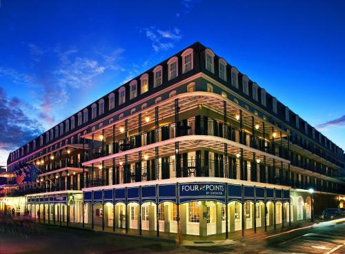 Four Points By Sheraton French Quarter Hotel New Orleans