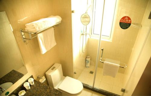 GreenTree Inn Beijing East Yizhuang District Second Kechuang Street Express Hotel photo 10