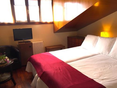 Habitación Doble - Ático con acceso al spa Hotel Del Lago 6