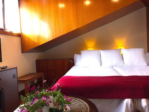Habitación Doble - Ático con acceso al spa Hotel Del Lago 7