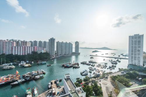 Ovolo Aberdeen Harbour - 100 Shek Pai Wan Road