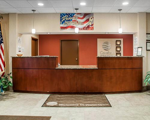Comfort Inn & Suites Watertown Photo