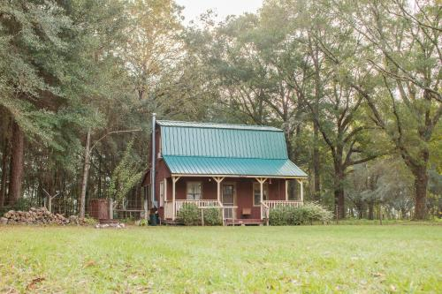 Ichetucknee Lodging at the Smoakhouse Ranch Bed & Breakfast Photo